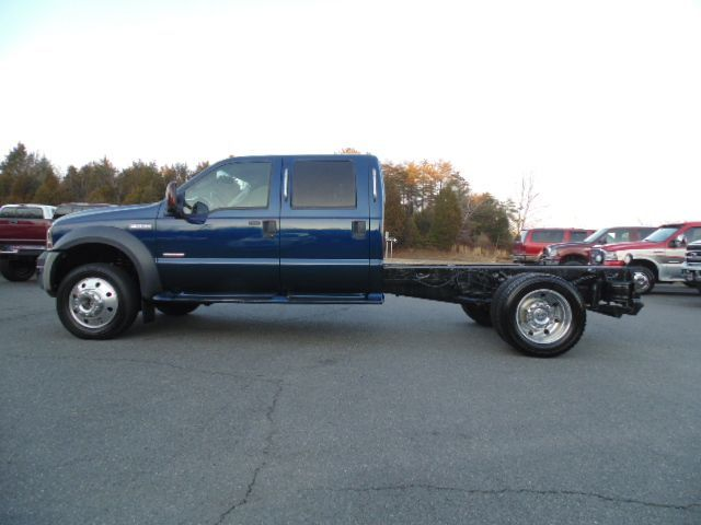 Buy used 2007-2006 FORD F550 SUPER DUTY DIESEL CAB/CHASSIS---PKG ...