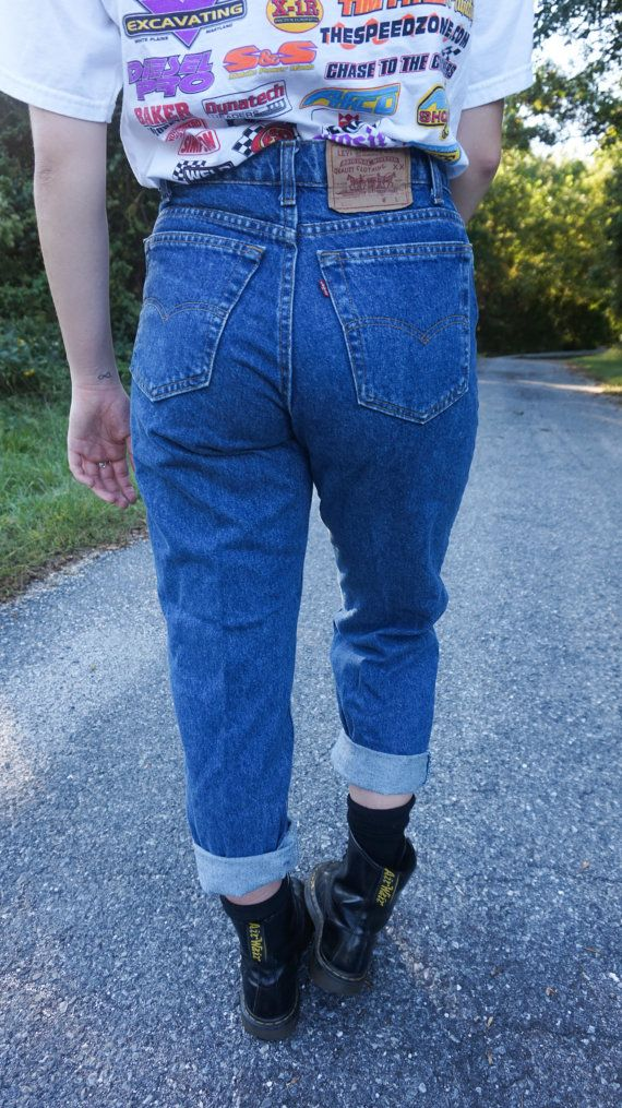 e5f0b32ca8d Vintage Levi's by TheGrayFawn on Etsy follow me on vinted at elasticheartx3