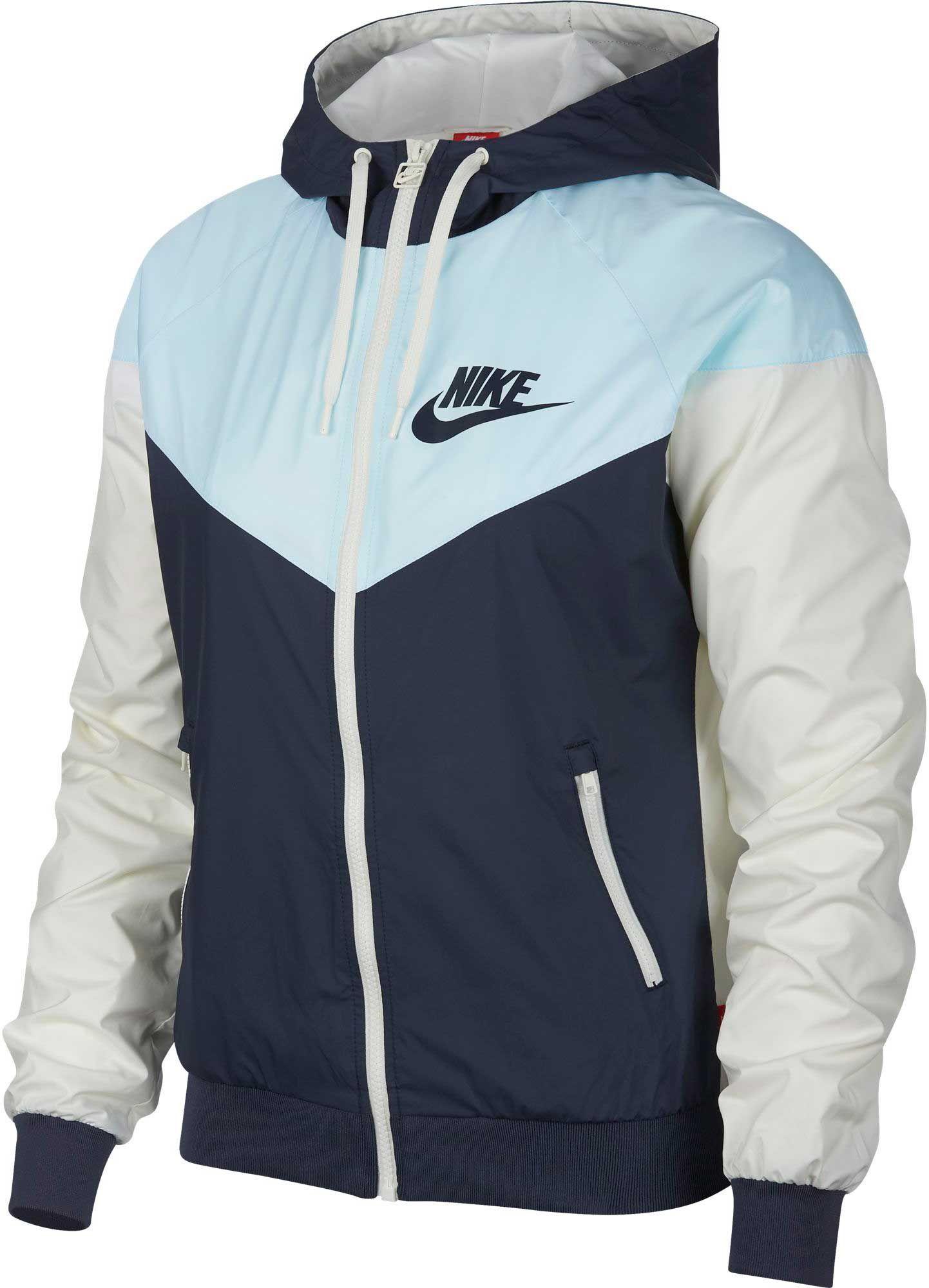 d15504116 Nike Women's Sportswear Original Windrunner Jacket, Blue | Products ...