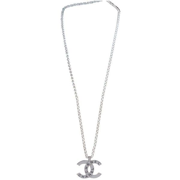 Pre-owned Chanel Necklace ( 1 9048be56cd