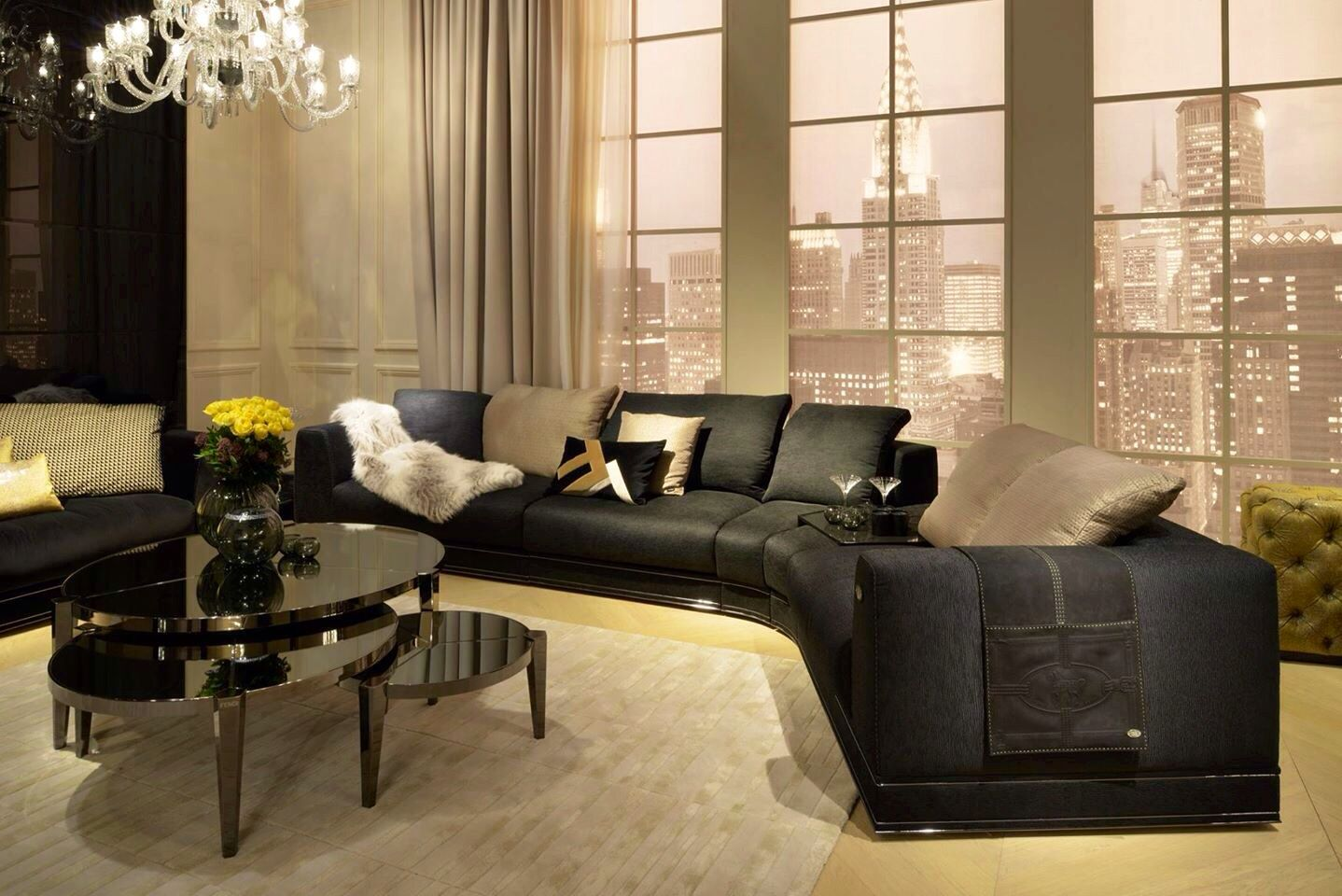 Fendi Livingroom 2014 Luxury Living RoomsHome DecorationsDecor