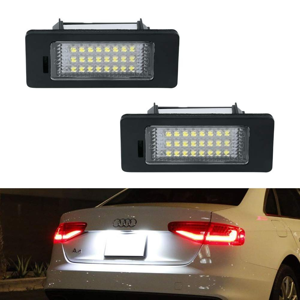 License Plate Light Gempro 2pcs Led License Plate Tag Lamp