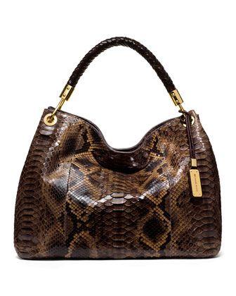 d7d45e3d872 Michael Kors Large Skorpios Shoulder Bag. | IN THE BAG | Handbags ...