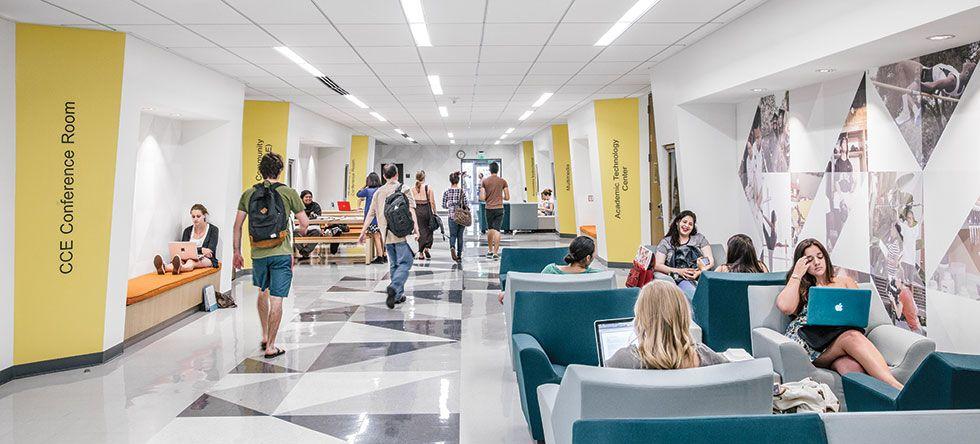 California State University Long Beach Interior Design Skill Floor Interior