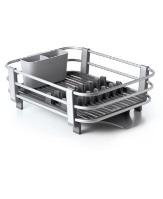 OXO Aluminum Frame Dish Rack & Reviews - Home - Macy's