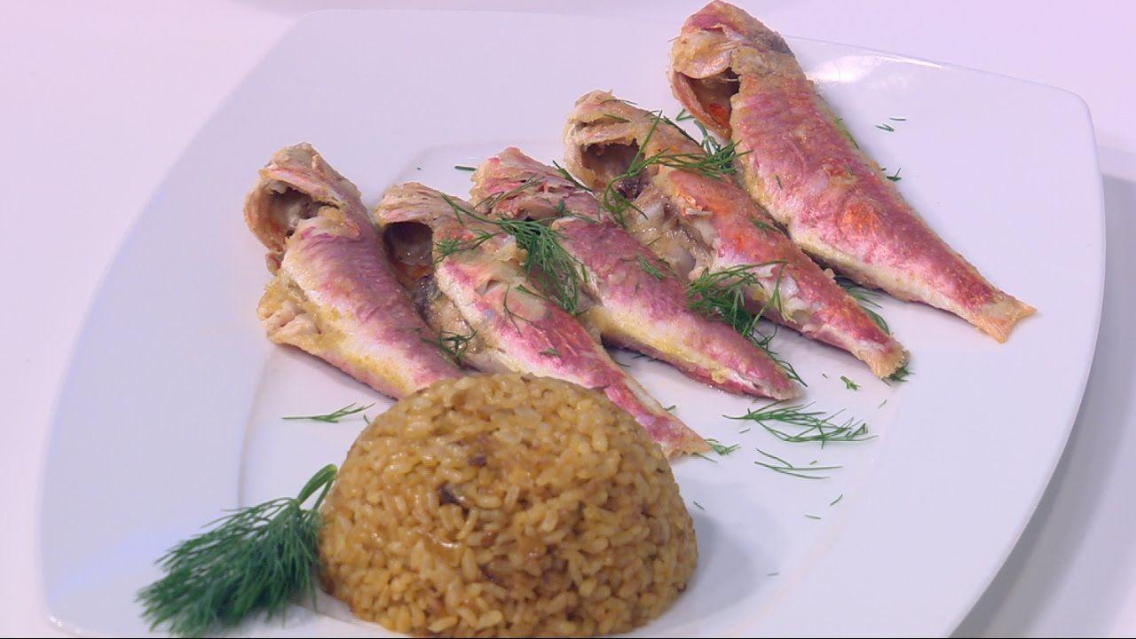 طريقة عمل سمك البربون موقع طبخة Food Pork Beef