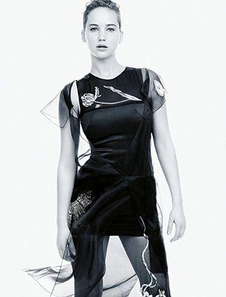 Jennifer Lawrence - Madame Figaro France
