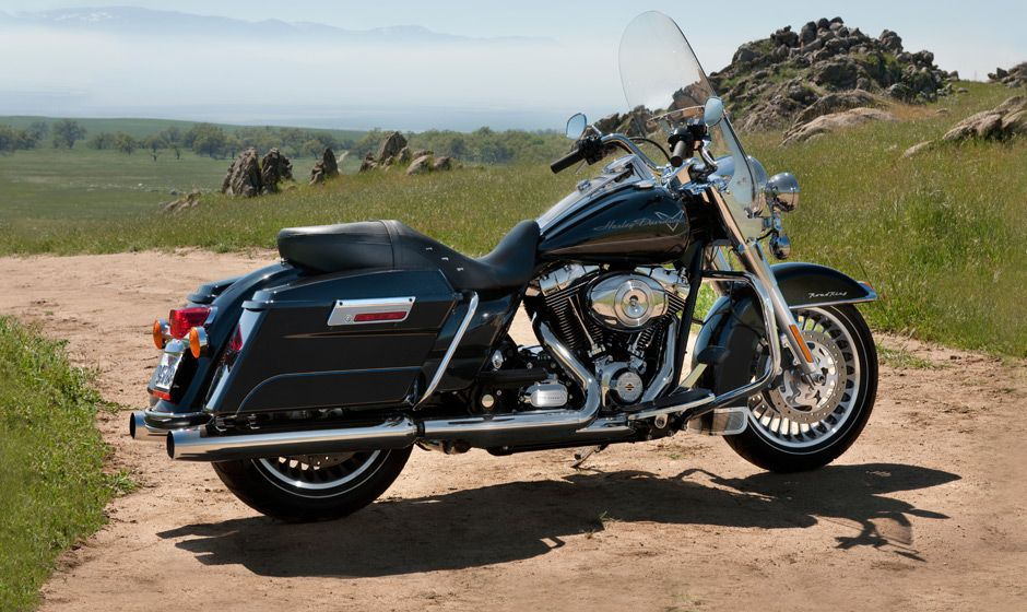 Harley Davidson Road King For Sale Mustang Ok >> Touring Road King H D Motorcycle Harley Davidson Usa