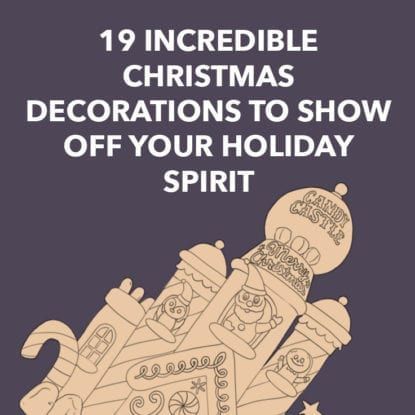 19 Incredible Christmas Decorations to Show Off Your Holiday Spirit ... ff6a568ff