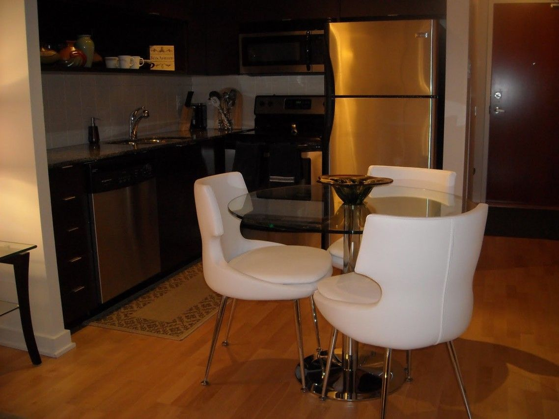 White Sofa Leather Of Comfortable Kitchen Chairs With ...