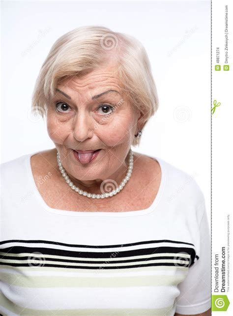 Old naughty women