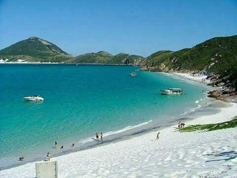 Arraial Do Cabo Brasil Turismo Rio De Janeiro E Arraial Do