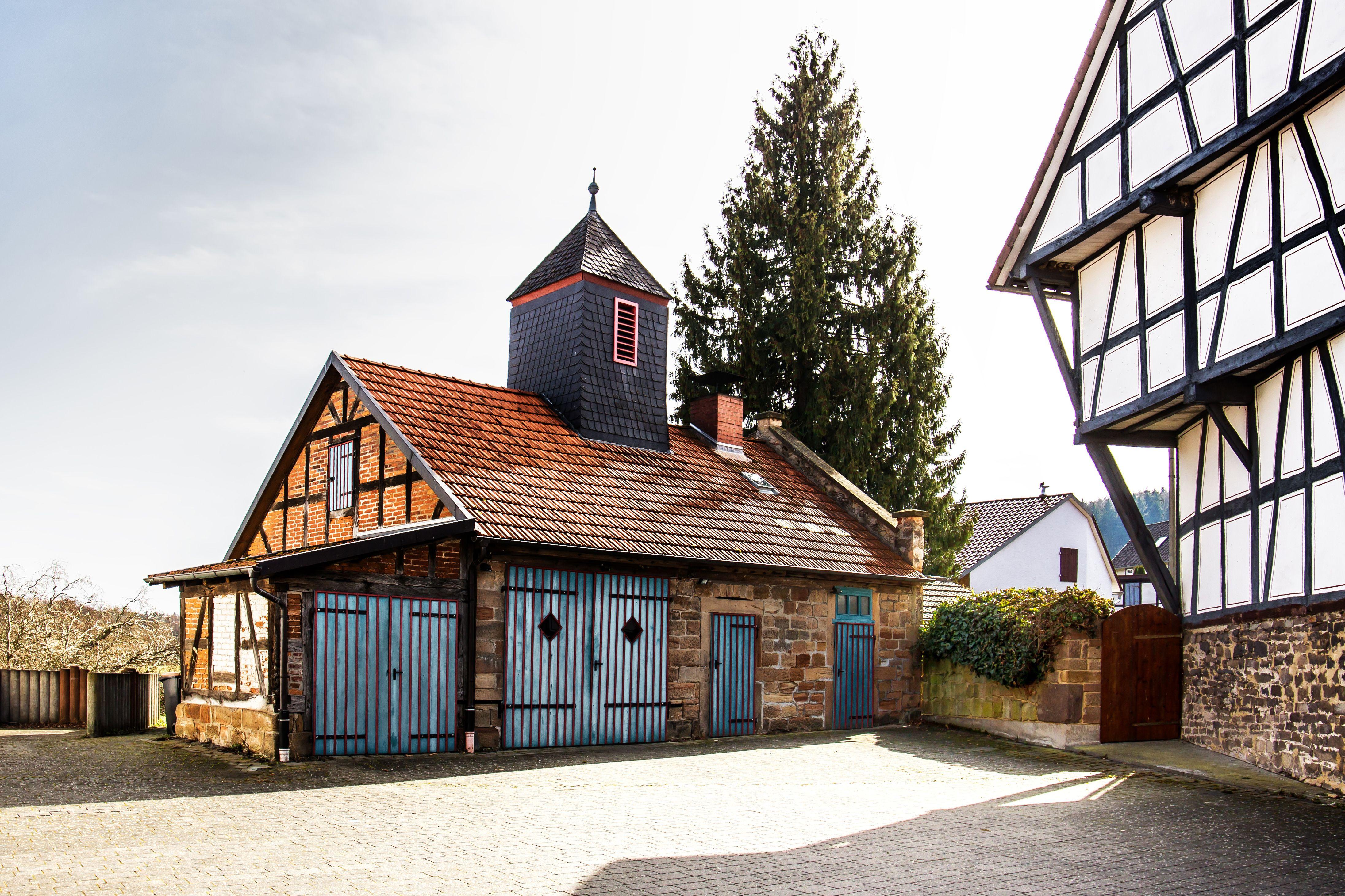Antrifttal Seibelsdorf Backhaus Haus