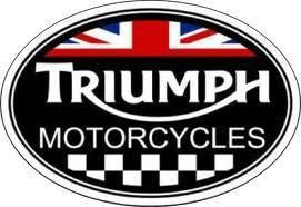 Triumph Motorcycles Decal Triumph Motorcycles Motorcycle Logo Triumph Logo