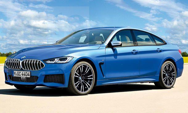 BMW 4er Gran Coupé (2021): Erste Fotos vom G26 | Bmw 4er ...