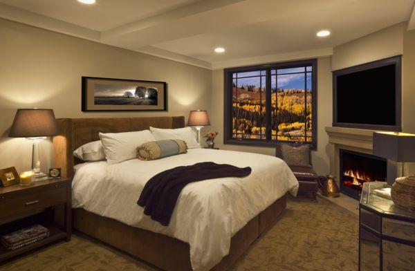Schlafzimmer romantisch ~ Romantische schlafzimmer naturfarben herbstliebhaber resized g