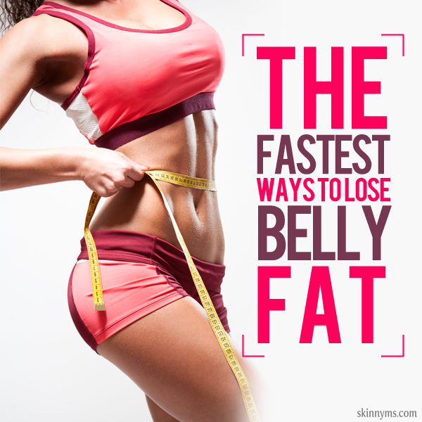 how to lose abdominal weight fast