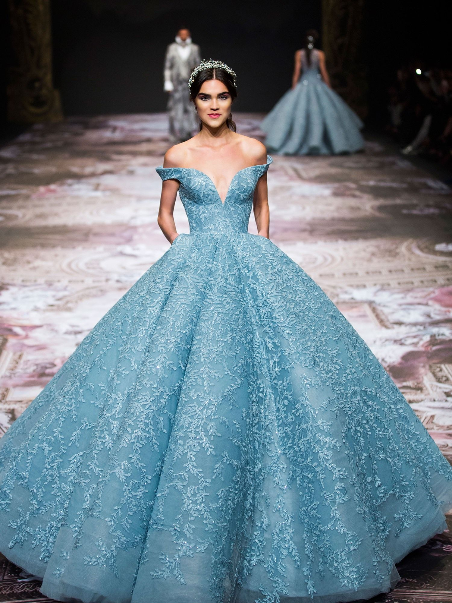 Michael Cinco - Couture Spring/Summer 2017 [1500 x 2000] #styled247 ...