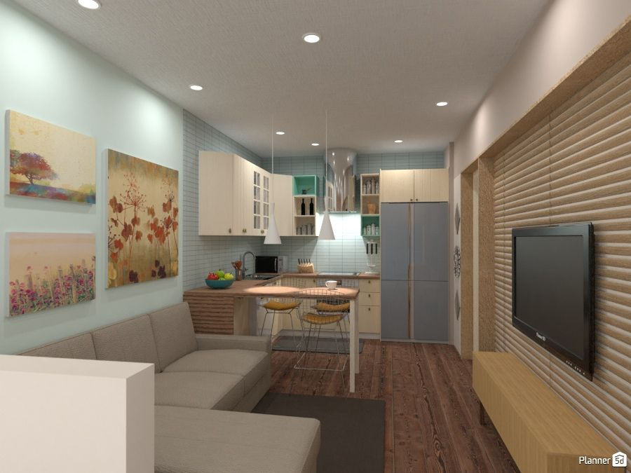 Kitchen Interior Planner 5d