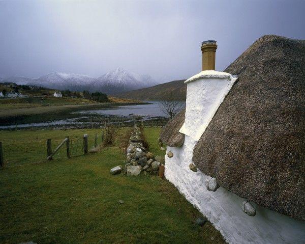 Remote cottage