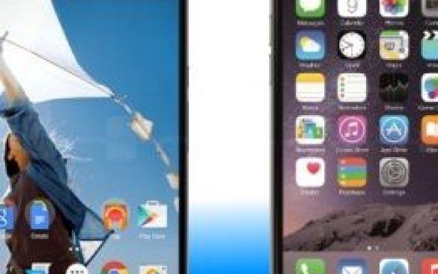 Nexus 6: ancora un video e piccolo confronto con iPhone 6 Plus #iphone6plus #nexus6