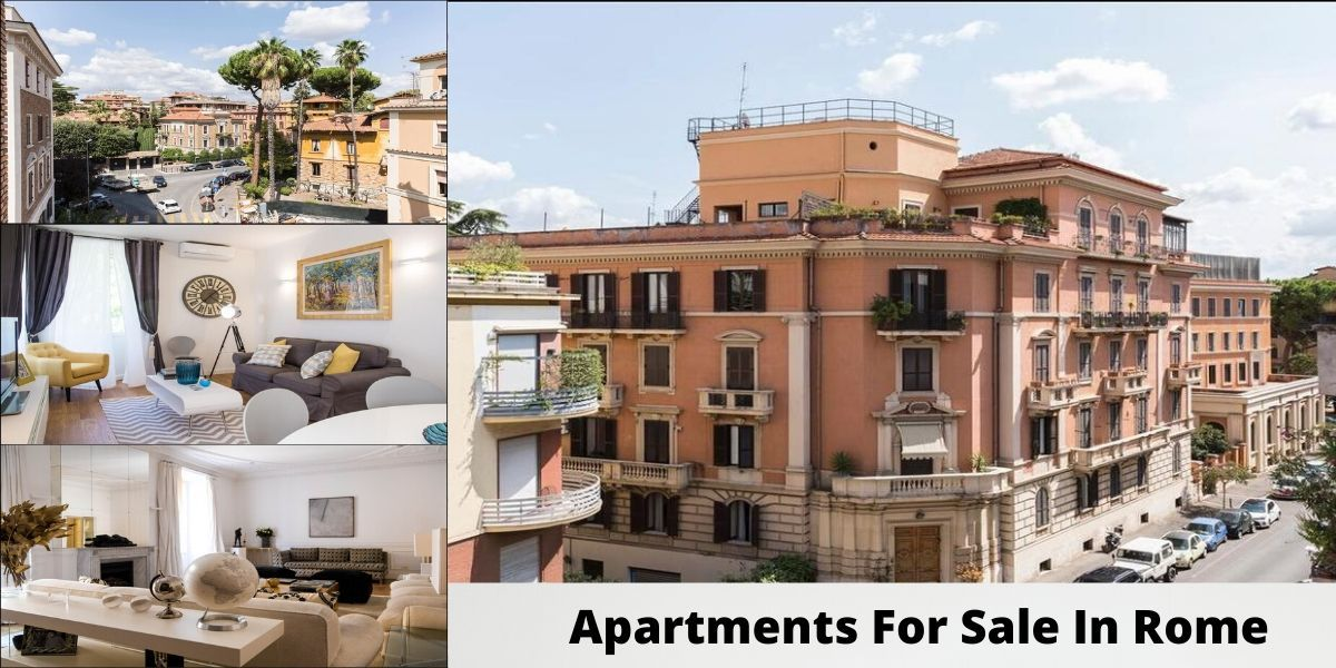 Apartments For Sale In Rome | Apartments for sale, Cheap ...