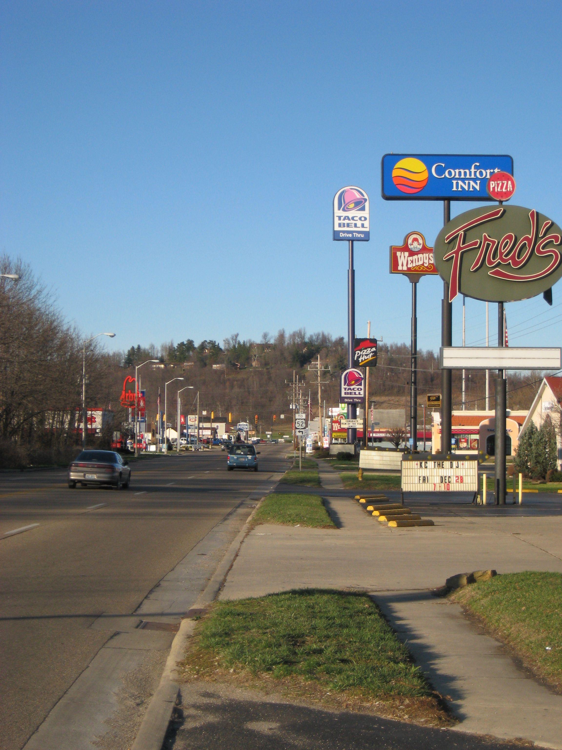 Best Part Of Wheelersburg Ohio Fred S Portsmouth Ohio
