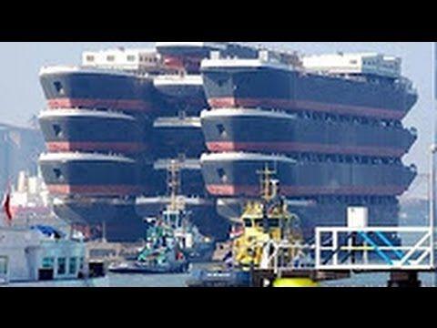 Documentales Interesantes ツ Barco Más Grande Del Mundo X20 Titanic Barcos Paseo En Barco Marlin Azul