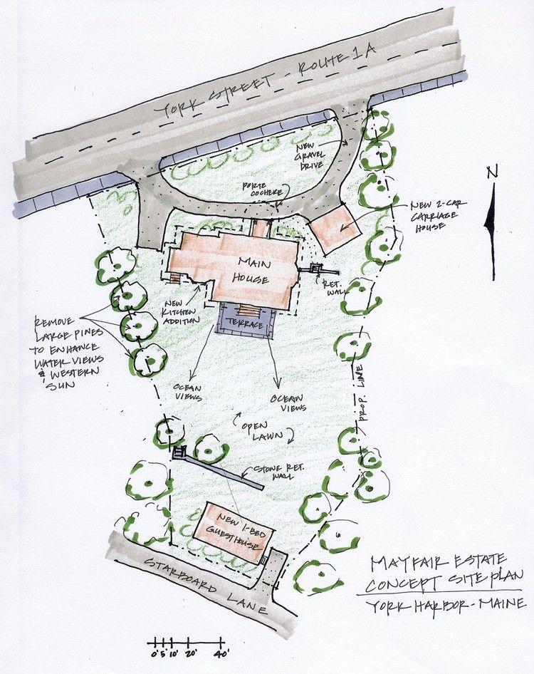 Site Plan Landscape Architecture Drawing Site Plan Drawing Architecture Drawing