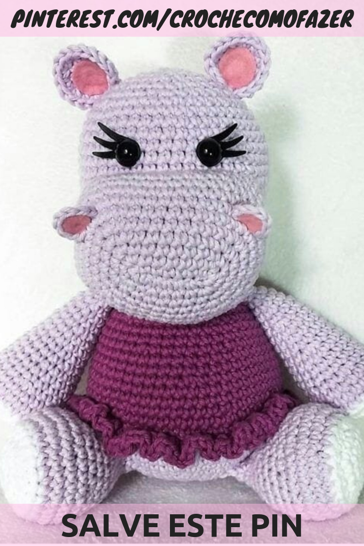 Hello Kitty - Grande (amigurumi) no Elo7 | Ateliê Pink & Purple ... | 1102x735