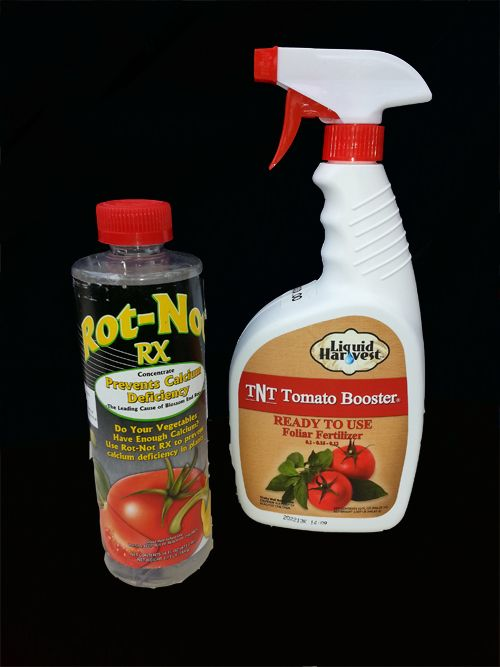 NEW At Eckert's Greenhouse! Rot-Not RX is a product that prevents