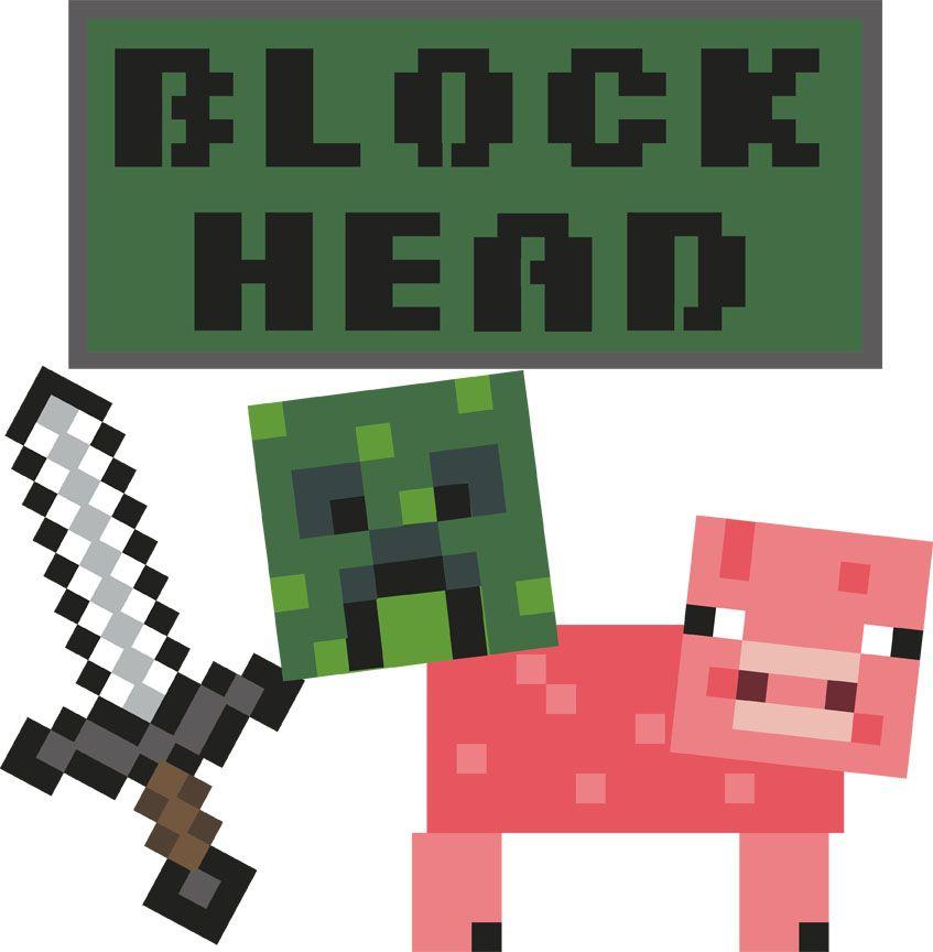 Block Head Cutouts