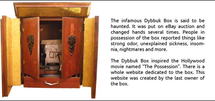 The Haunted Dybbuk Box Is The Story Real Spirit Photography Stories Story