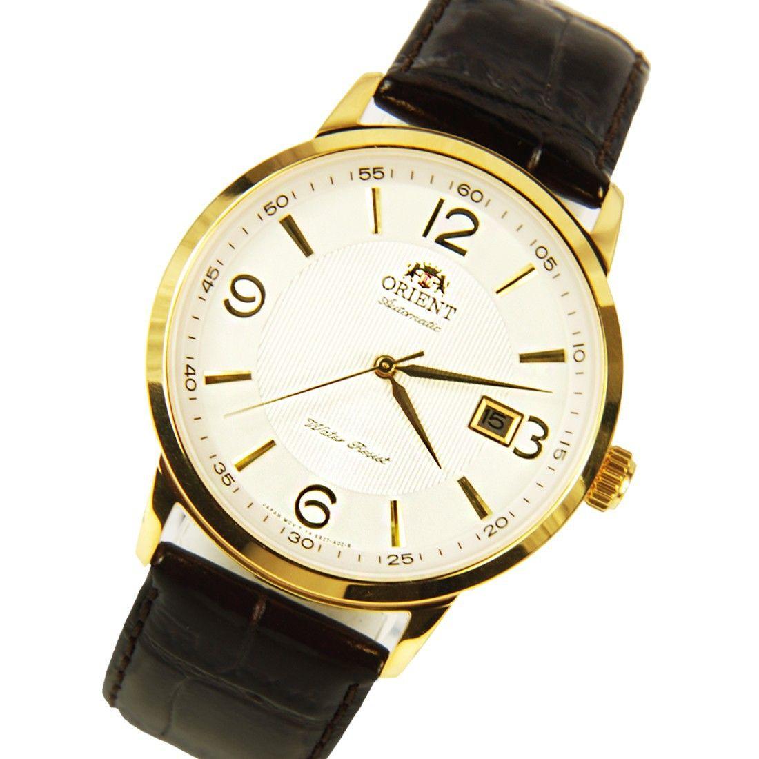 A-Watches.com - Orient Watch ER27004W $117.00 (//  sc 1 st  Pinterest & Orient Automatic Mens Dress Watch FER27004W ER27004W | Orient watch