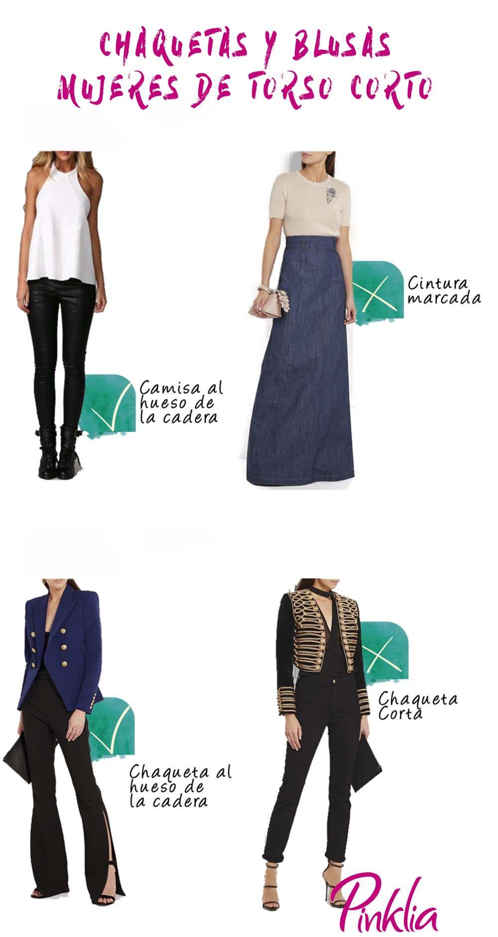 c63e3e3f2 tips para vestir tu cuerpo si tienes el talle corto