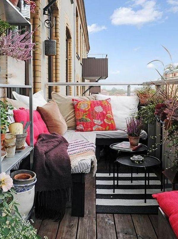 minimalist balcony gardens house design and decor also rh pinterest