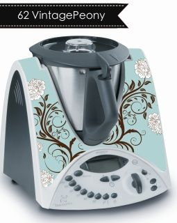 Thermomix Decal Sticker Bimby Adesivo Thermomix Decals