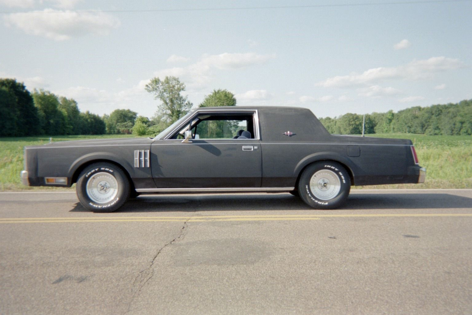 1981 Lincoln Town Car Cars Lowrider