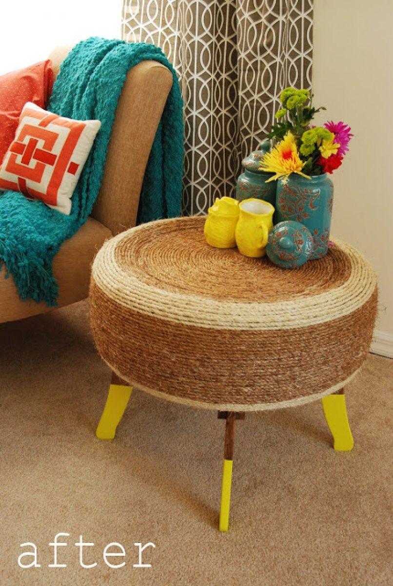 Ideas Creativas Para Reciclar Neum Ticos Desgastados Qu Digo  # Muebles Con Neum?ticos