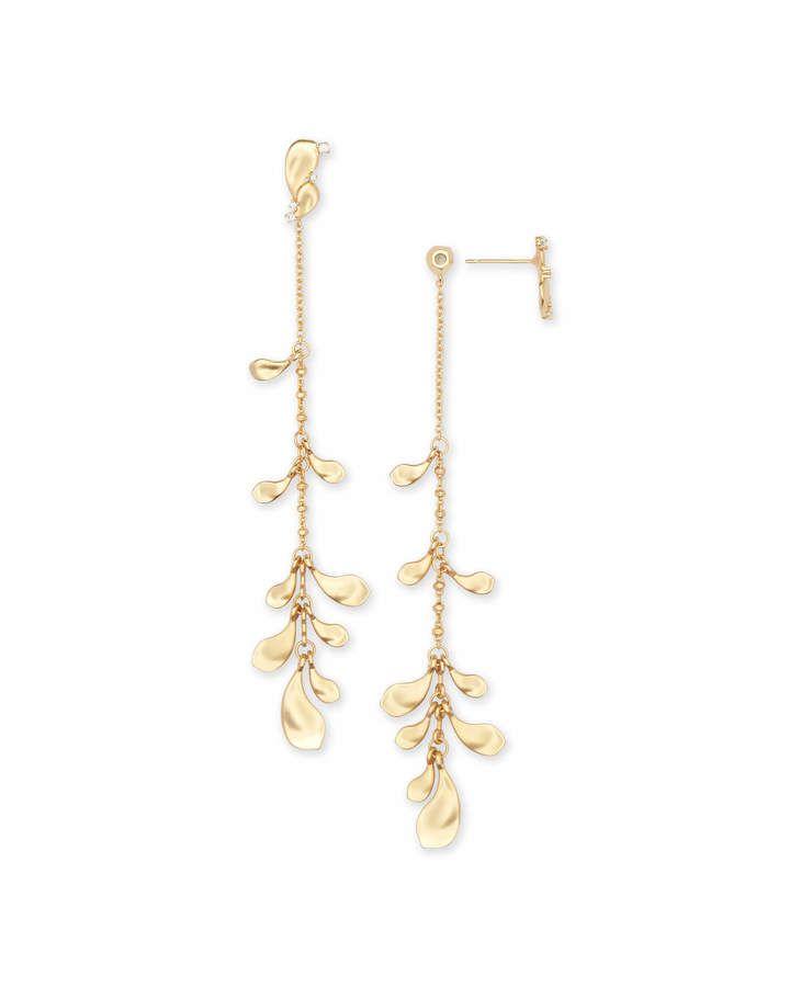 dc8a403d611c6e Kendra Scott Pamela Statement Earrings | jewlery | Earrings ...