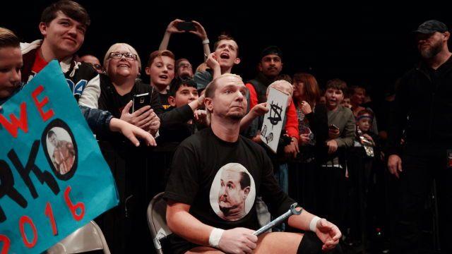 Экс-исполнитель WWE может вернуться в компанию