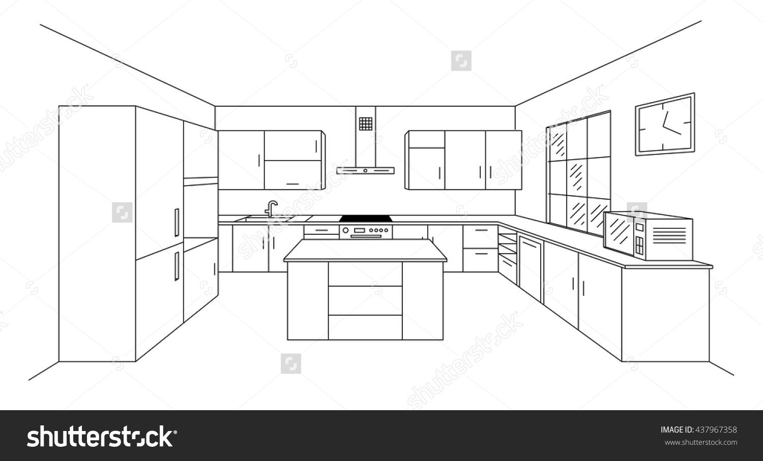 Drawing Kitchen Plans Bathroom Drawings Google Search Muskoka Kitchen