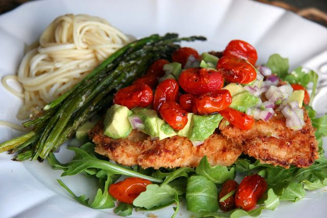 Look Who's Cookin' Now: Chicken Milanese