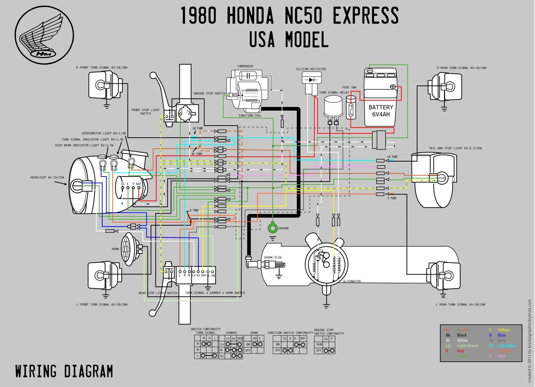 15 Simple Honda C90 6v Motorcycle Wiring Diagram Motorcycle Diagram Wiringg Net Diagram Honda Honda Scrambler