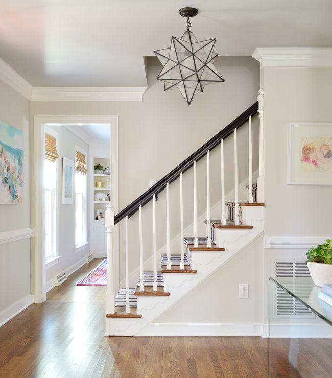 House Tour 2016 Foyer Stairs Square The Best Of Home
