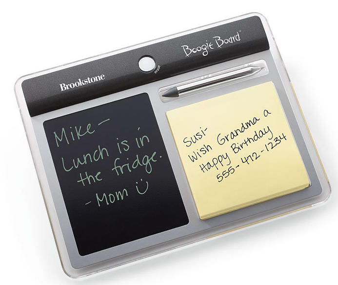 Boogie Board Memo Boogie Board Memo board merges tech dry erase with old school 5