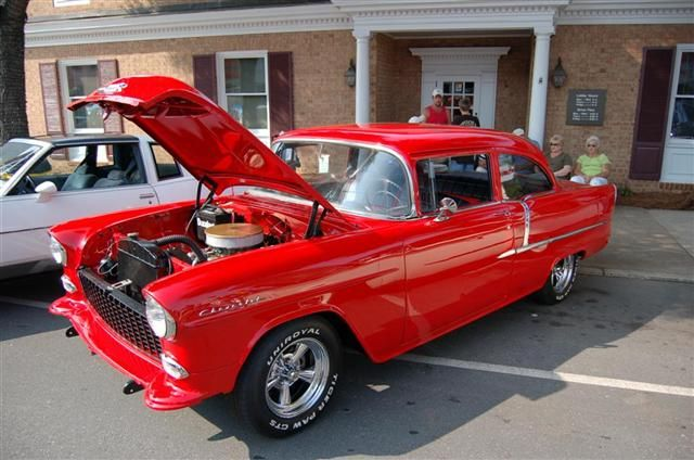 Check Out The Amazing Vintage Cars Of Rutherford County At Hot Nights Cool Rides Car Show Lake Lure Forest City Rutherford County