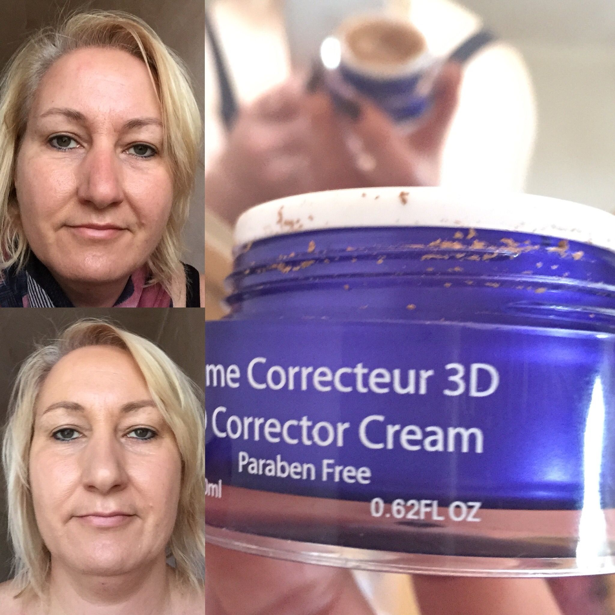 3D corrector cream from £17.50 tinted moisturiser for those who don't have time to fully makeup!!