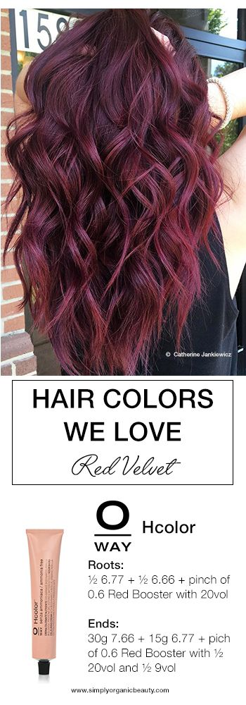 Photo of Trending Hair Colors This Week (With Formulas!) | Simply Organic Beauty