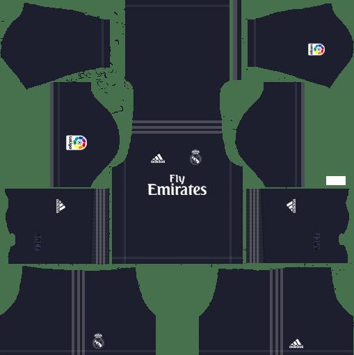 Dream League Soccer Real Madrid Kits 2018 2019 Url 512x512 In 2021 Real Madrid Kit Real Madrid Real Madrid Home Kit
